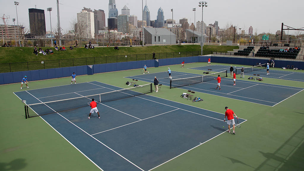 Penn Tennis Camp – Nation's most popular tennis camp
